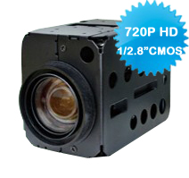 SONY 10X 720P HD 1.3 Megapixel Network Camera