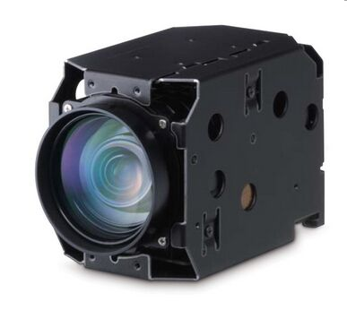 Hitachi DI-SC120R 30x HD Zoom Blocks Module Camera