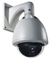 Single-layer metal PTZ High Speed Dome CCD Camera