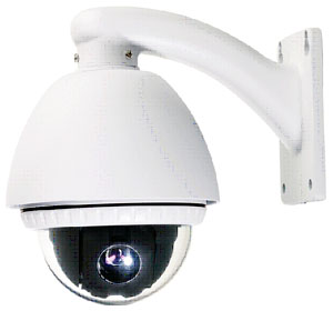 Outdoor Dome Camera + Chinese Camera