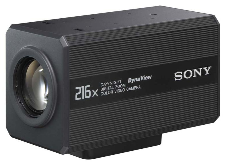 SONY SSC-ET365P High-performance 36x CCD Camera