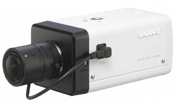 Sony SSC-G808 CCD 540 cctv color camera